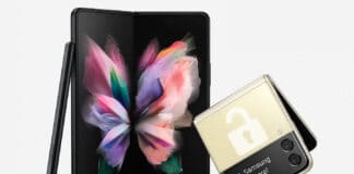 Unlock AT&T z fold3 5g